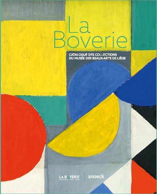 Collectiecatalogus la Boverie Luik