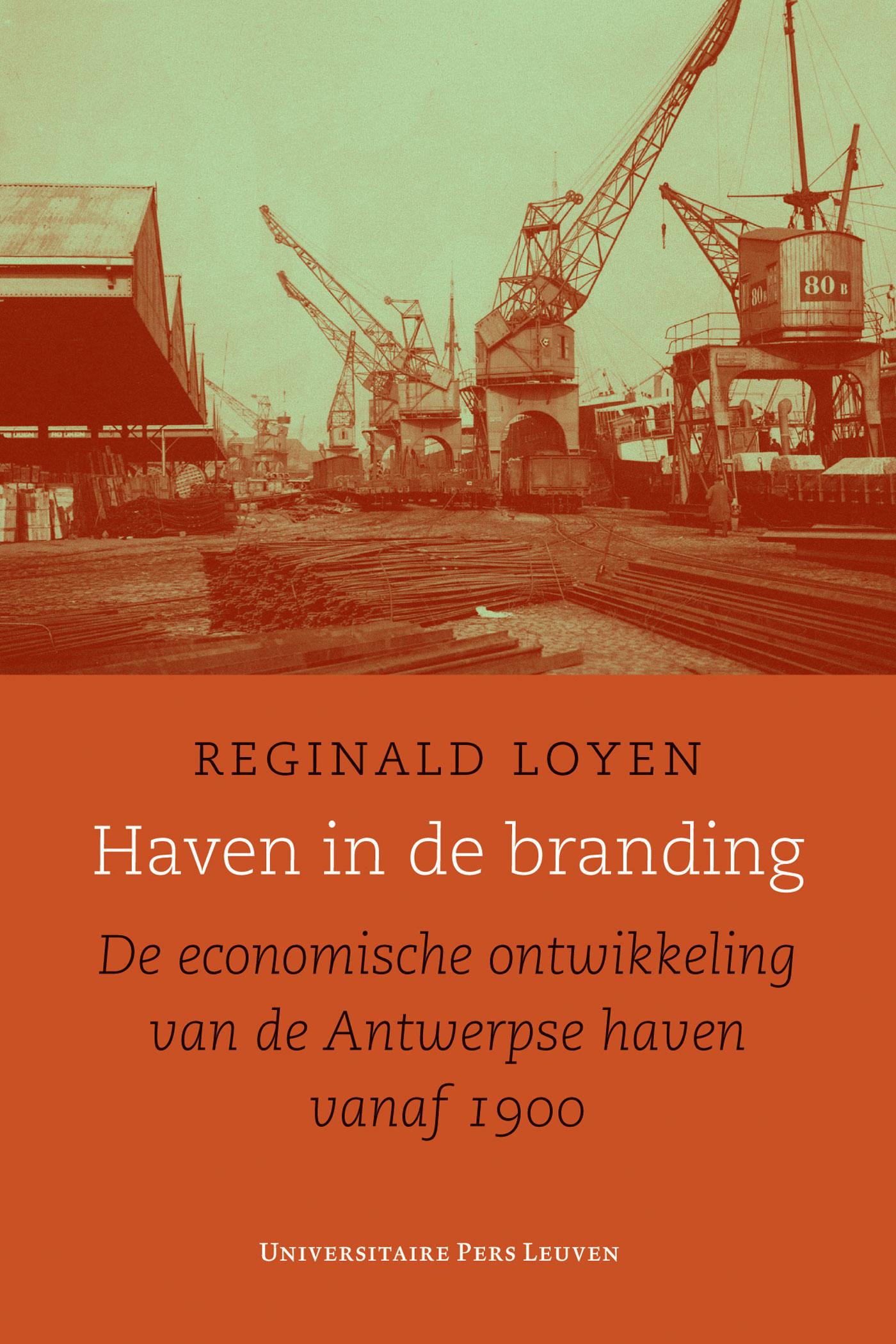 Studies in Social and Economic History Haven in de branding
