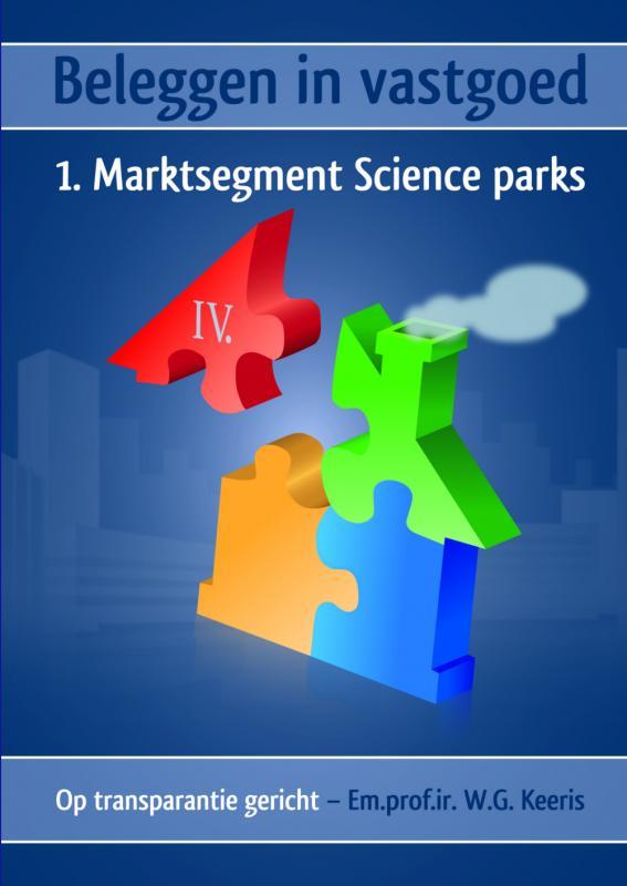 Beleggen in vastgoed - IV. 1. Marktsegment Science parks