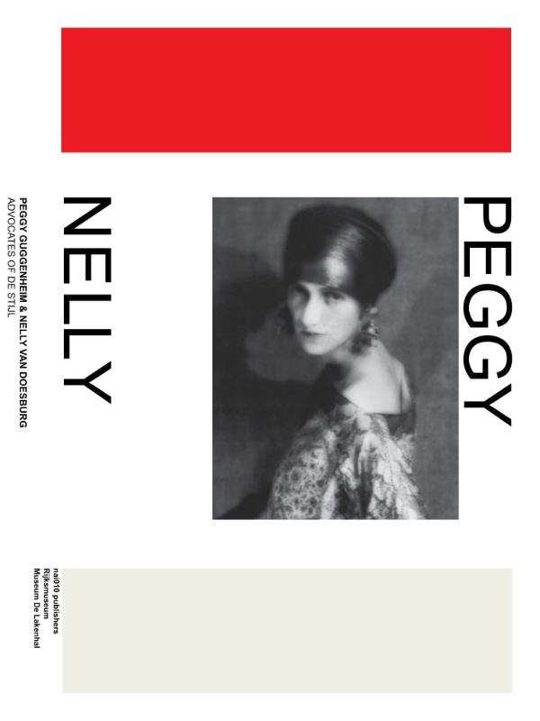 Peggy Guggenheim and Nelly van Doesburg