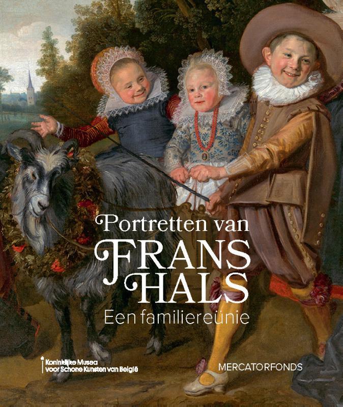 Portretten van Frans Hals
