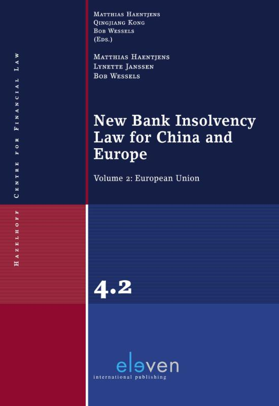 Insolvency Law for China and Europe Volume 2: European Union