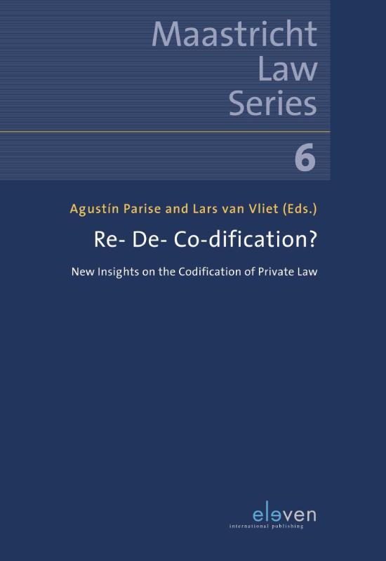 Re- De- Co-dification?