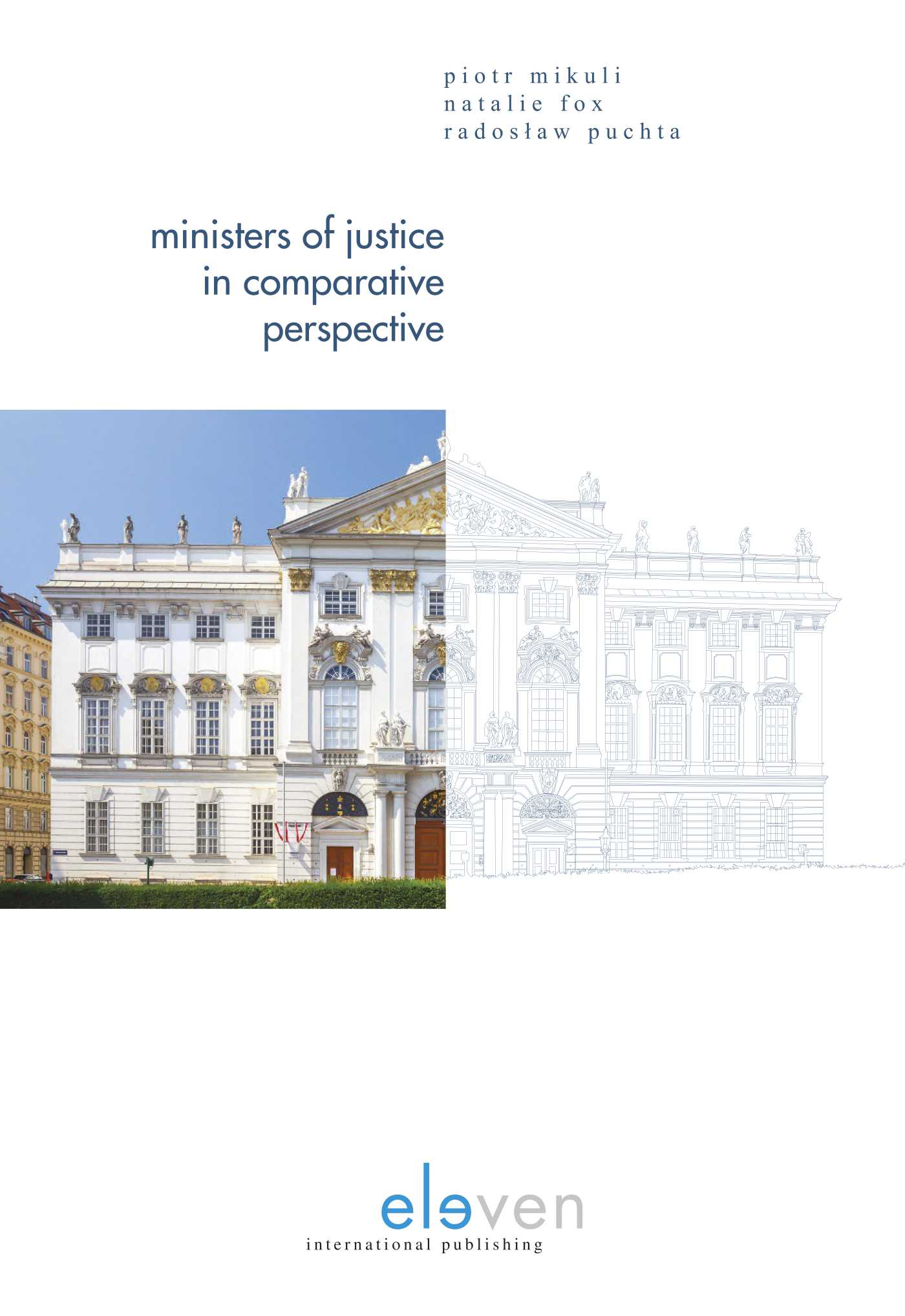 Ministers of Justice in Comparative Perspective