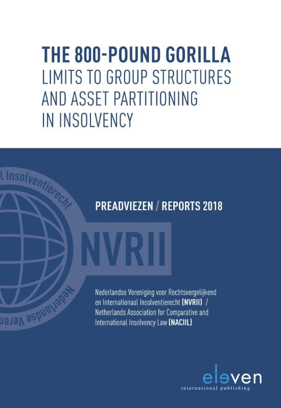 The 800-pound gorilla. Limits to Group Structures and Asset Partitioning in Insolvency