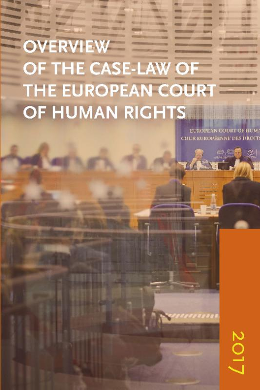 Overview of the Case-Law of the European Court of Human Rights 2017