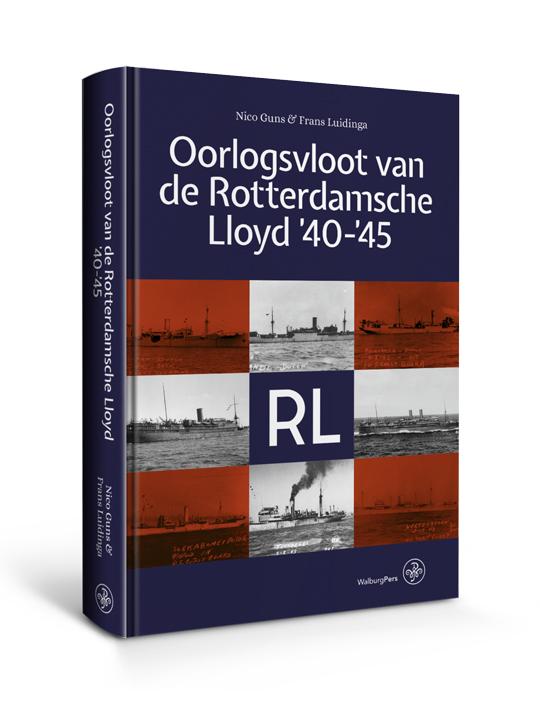 Oorlogsvloot van De Rotterdamsche Lloyd – '40-'45