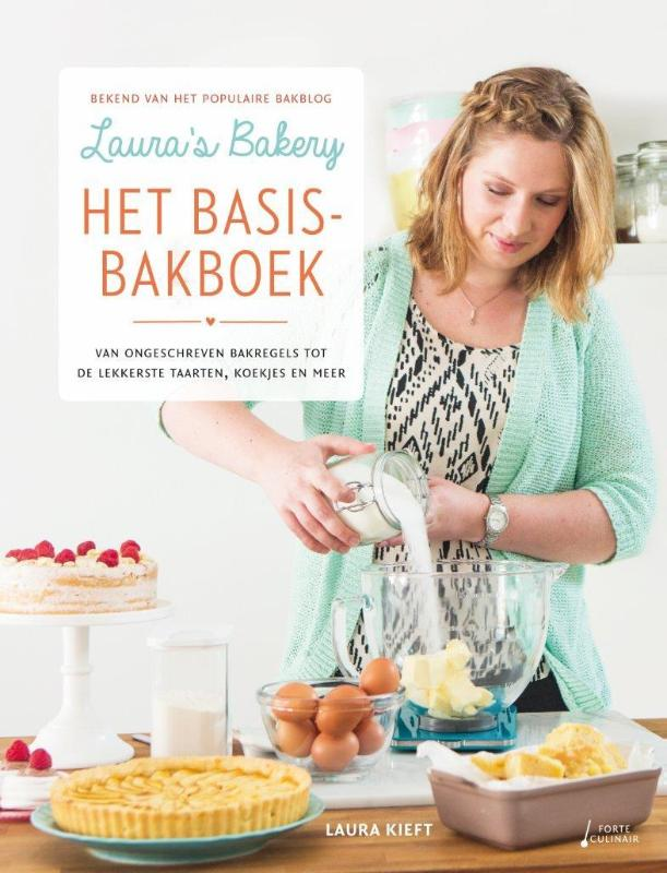 Laura's bakery basisbakboek