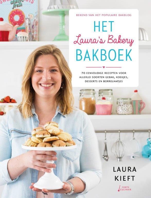 Laura's bakery het bakboek