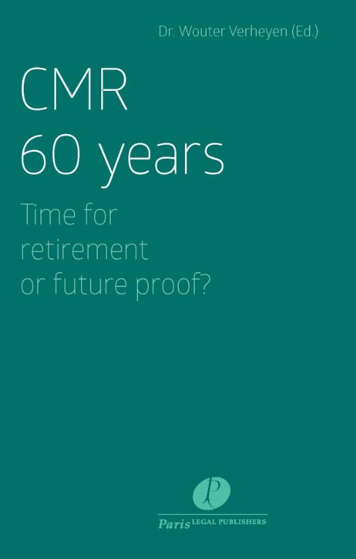 CMR 60 years: time for retirement or future proof