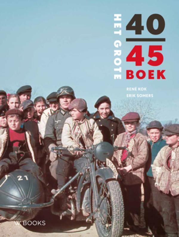 Het Grote 40-45 Boek (MIDPRIZE EDITIE)