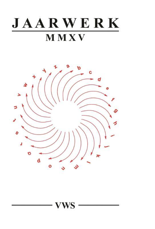 Jaarwerk MMXV