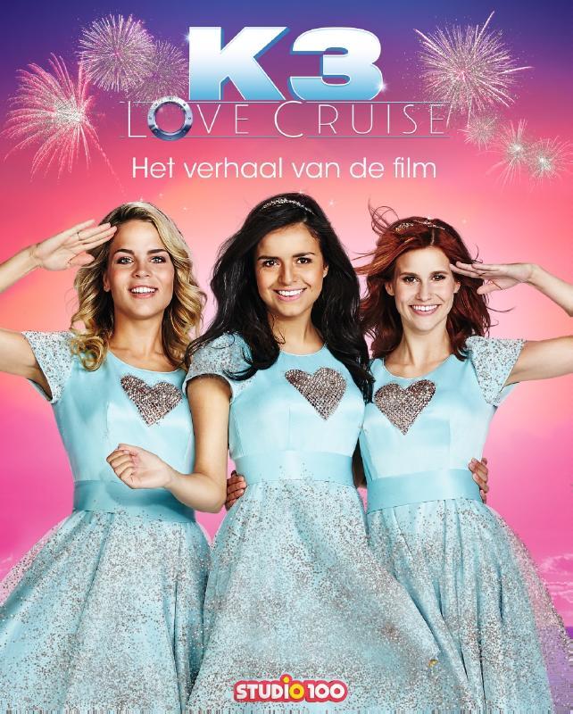 K3 : fotoboek - Love Cruise