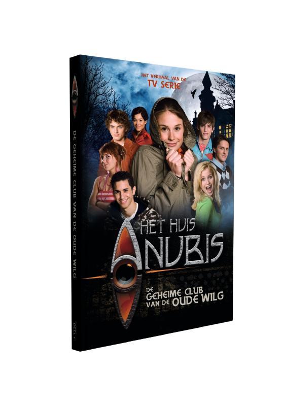 Anubis: leesboek 1 De geheime club van de oude wilg