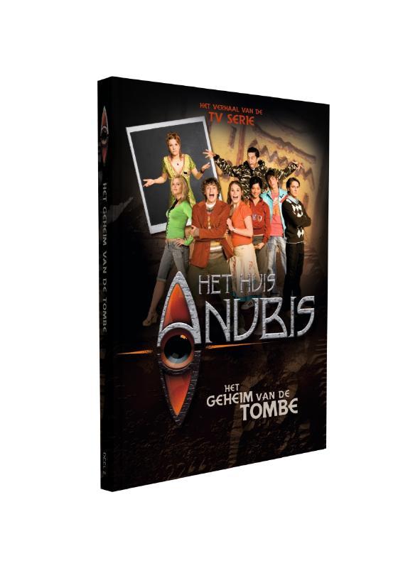 Anubis leesboek 2 Het geheim van de tombe