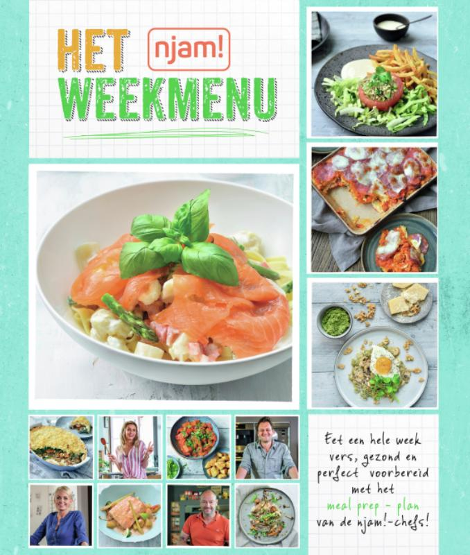 Njam : Het weekmenu
