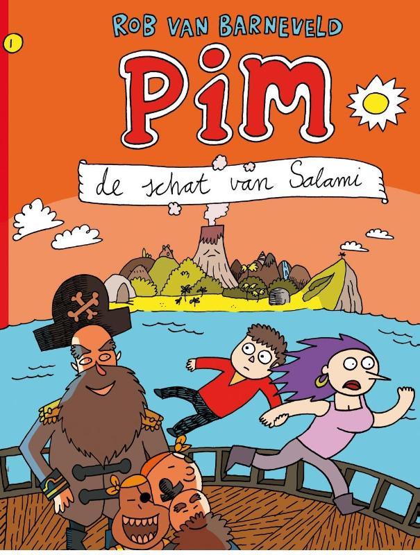 Pim 1 De schat van Salami