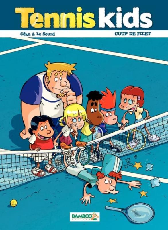 Tennis kids 2 Net niet