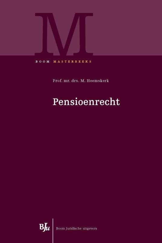Pensioenrecht (Heemskerk)