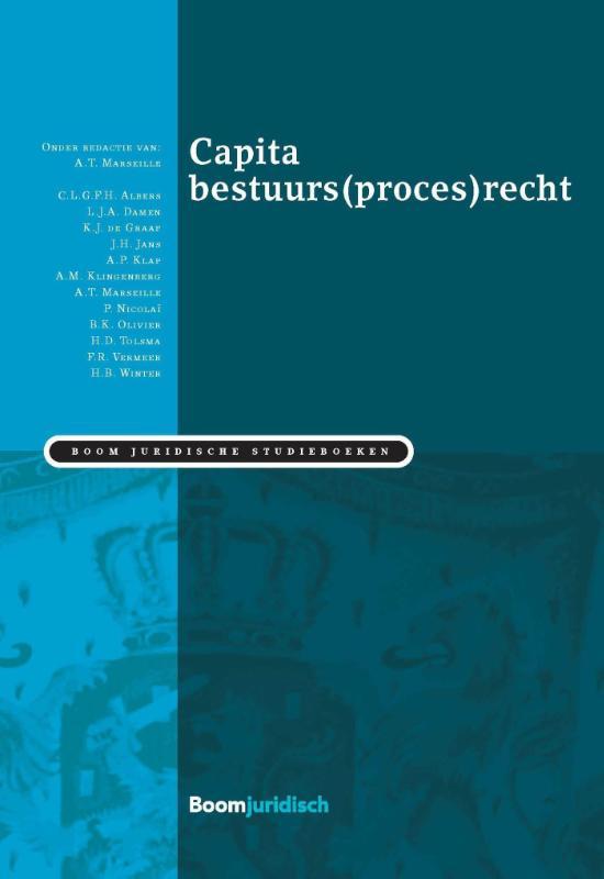Capita bestuurs(proces)recht
