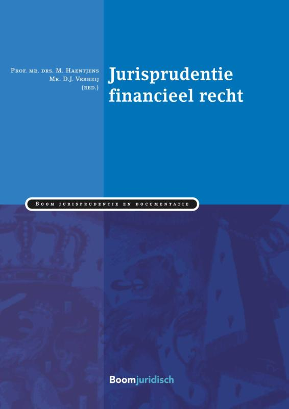 Verzamelde rechtspraak inzake financieel recht