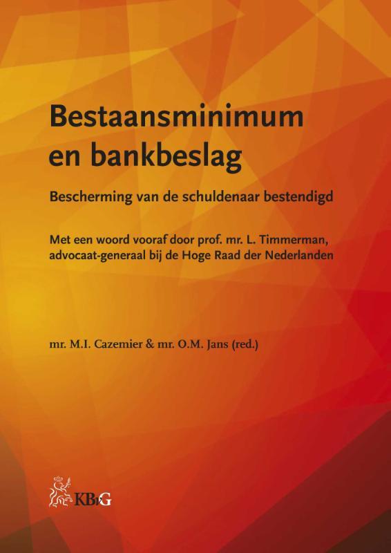 Bestaansminimum en bankbeslag