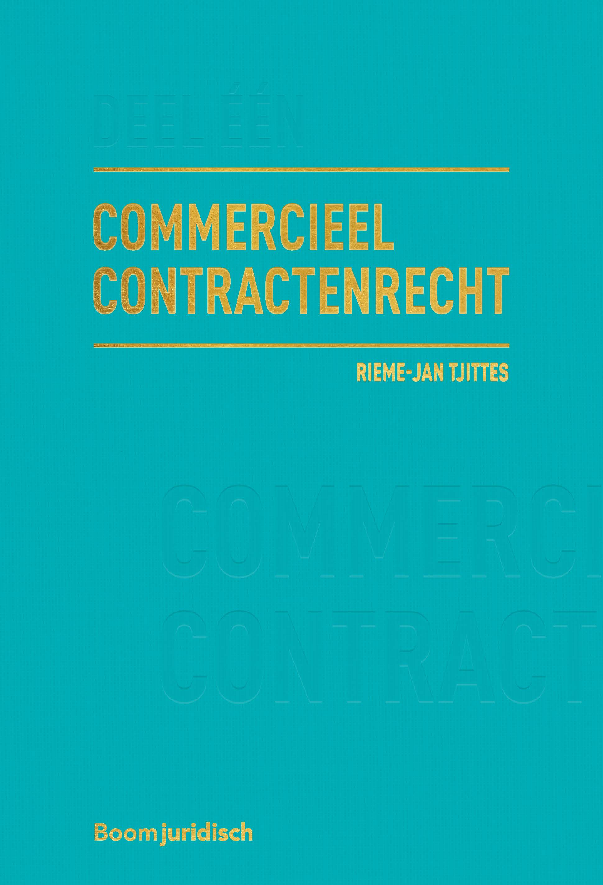 Commercieel Contractenrecht