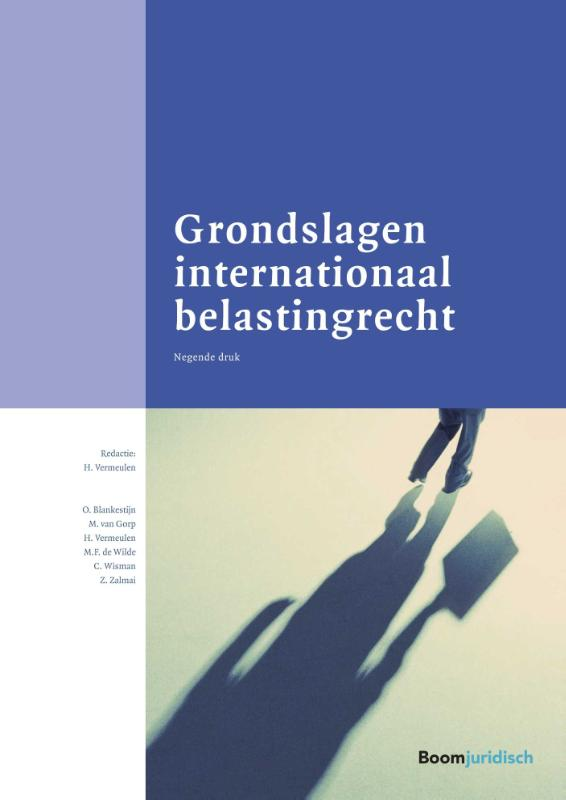 Grondslagen internationaal belastingrecht