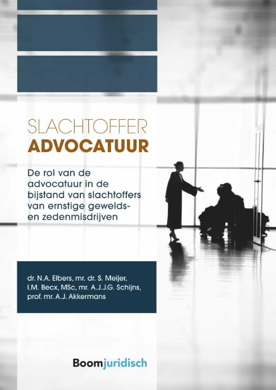 A-LAB (Amsterdam Institute for Law and Behavior): Slachtofferadvocatuur