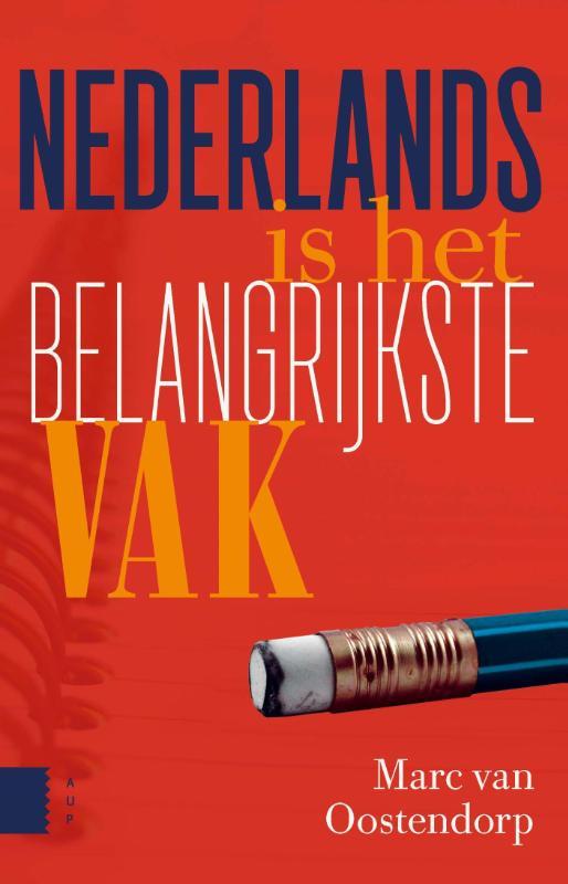 Nederlands is het belangrijkste vak