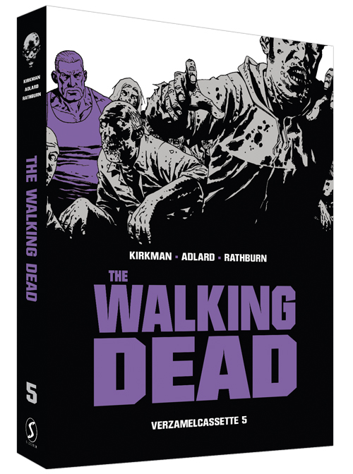 The Walking Dead SC cassette 5
