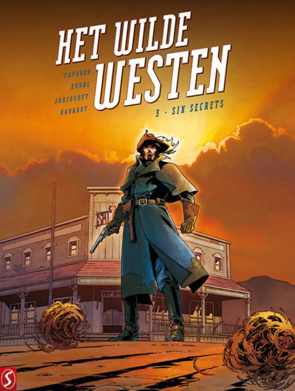 Het Wilde Westen:
