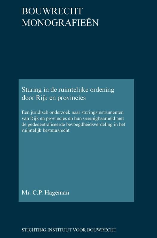 Bouwrecht Monografieën