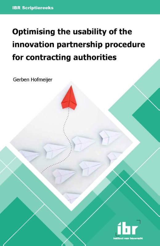 Optimising the usability of the innovation partnership procedure for contracting authorities