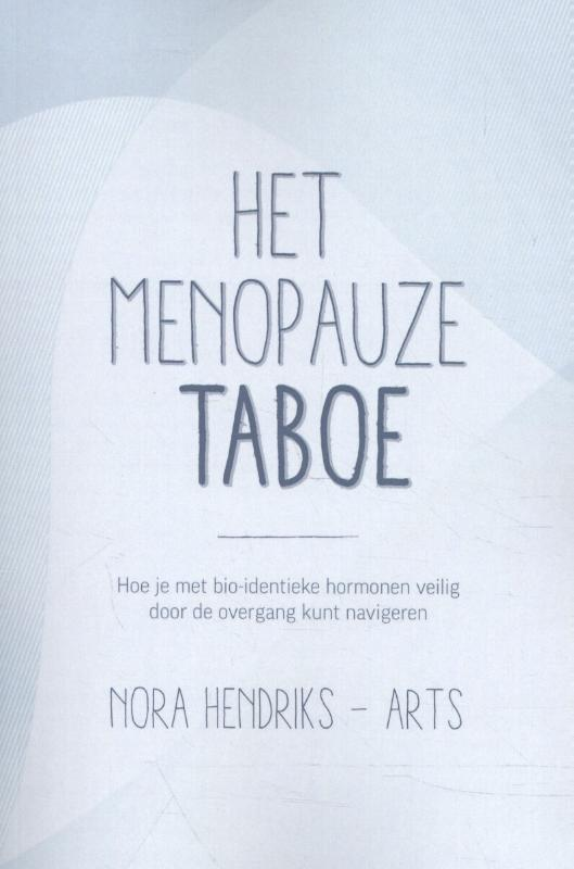 Het menopauze taboe