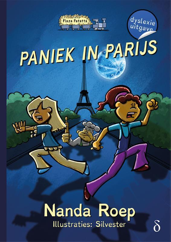 Paniek in Parijs - dyslexie uitgave