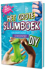 het grote Slijmboek - DIY