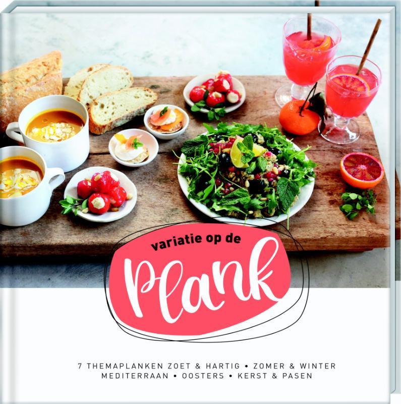 Variatie op de plank - kookboek