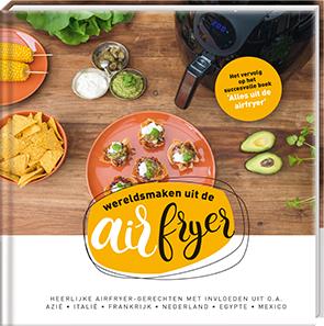 Heteluchtfriteuse kookboek deel 2