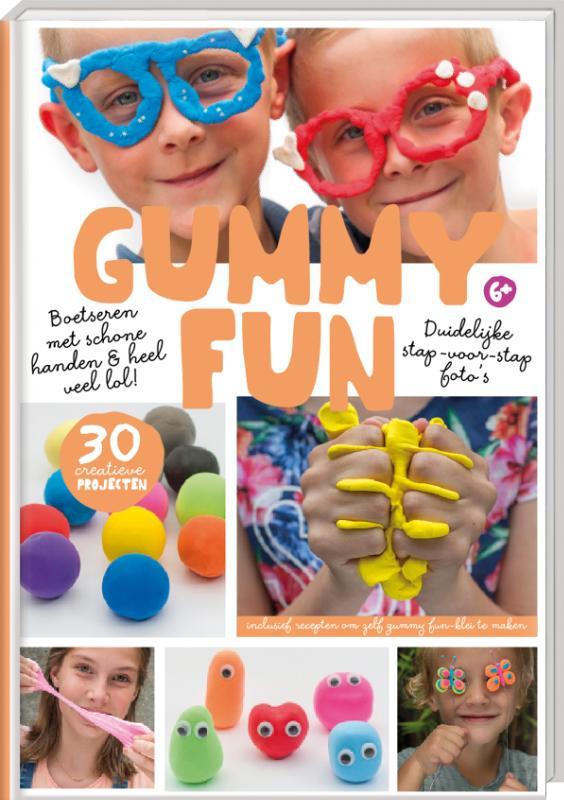 Gummy Fun klei