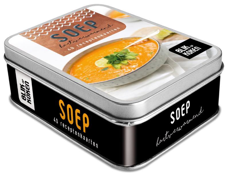 Blik op koken - Soep
