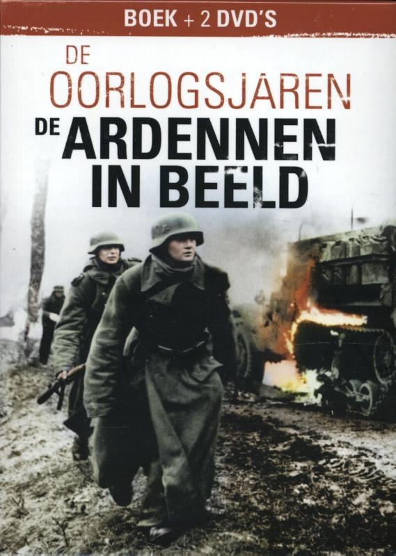 DE ARDENNEN IN BEELD BOX (BOEK + 2 DVD'S)