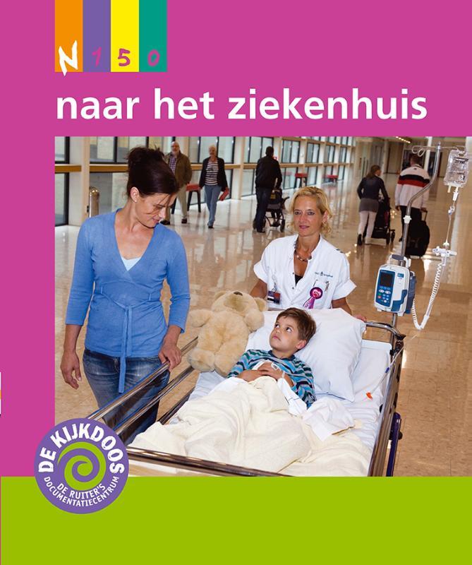 naar het ziekenhuis