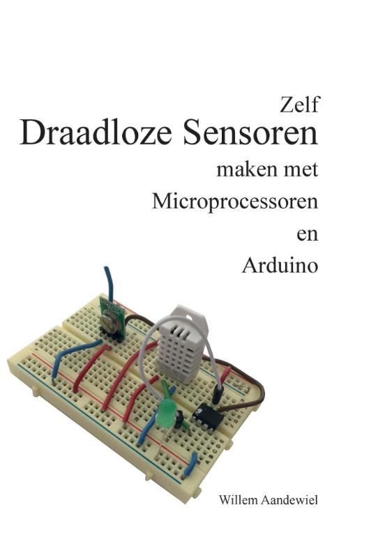 Zelf draadloze sensoren maken met microprocessoren en Arduino