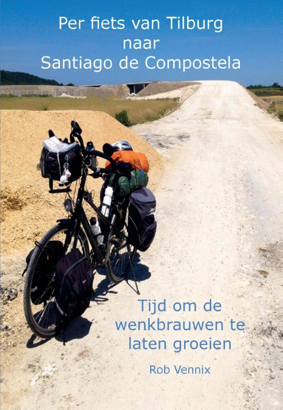 Per fiets van Tilburg naar Santiago de Compostela