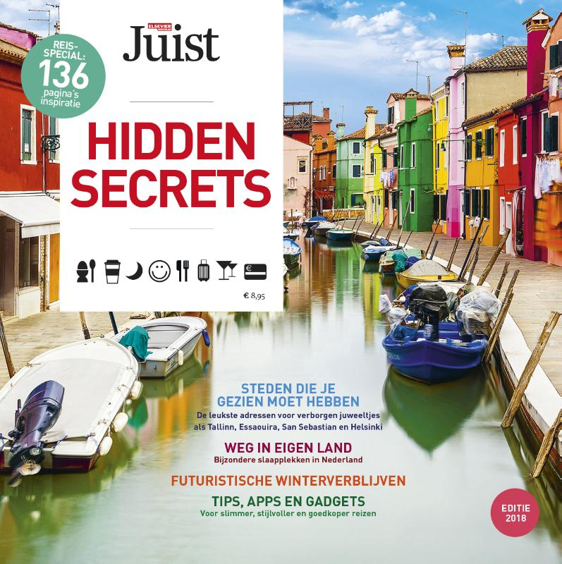 Juist Hidden Secrets: 2018