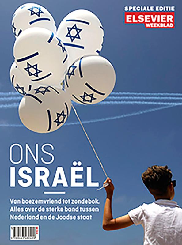 Elsevier Weekblad Speciale Editie Ons Israel