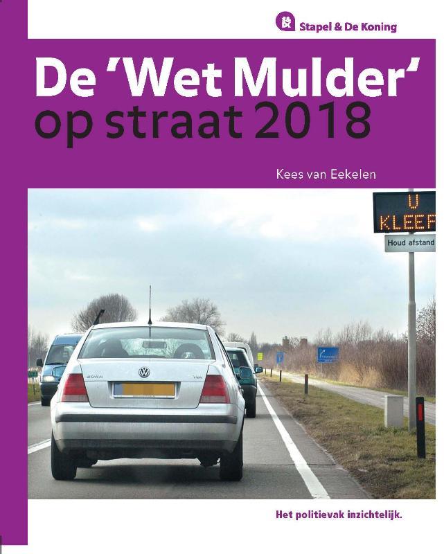 De Wet Mulder op straat 2018