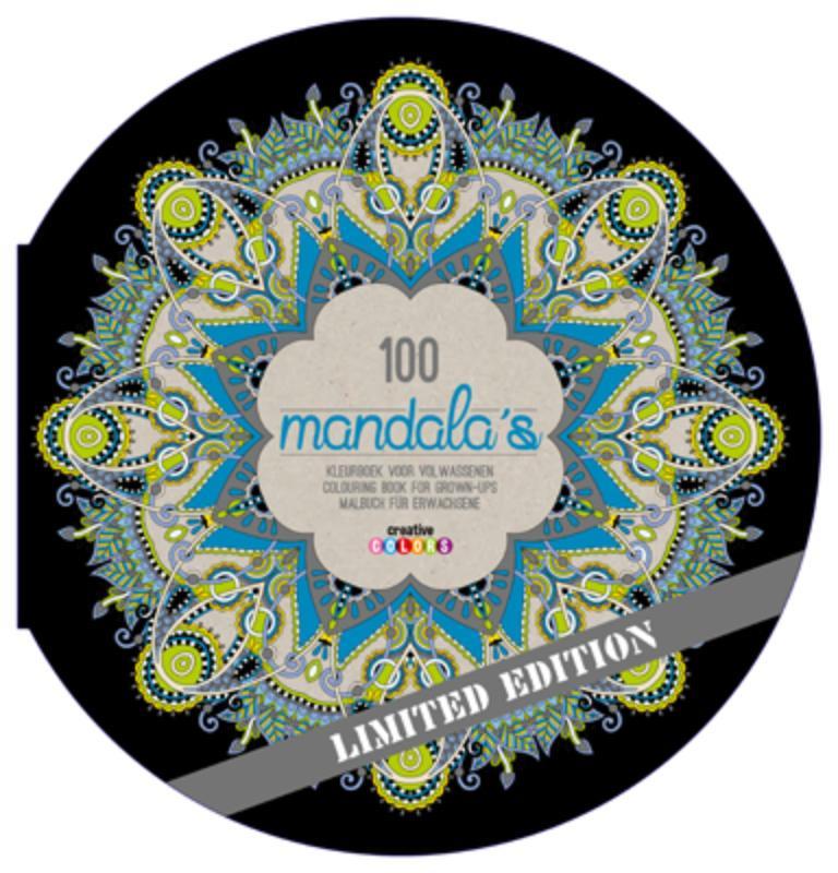 Creative colors 100 mandala's