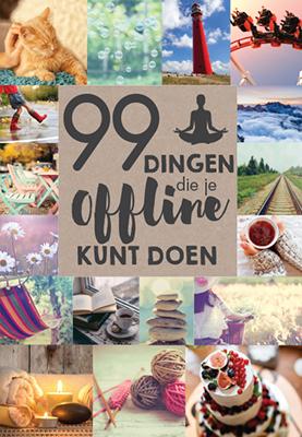 99 dingen die je offline kunt doen